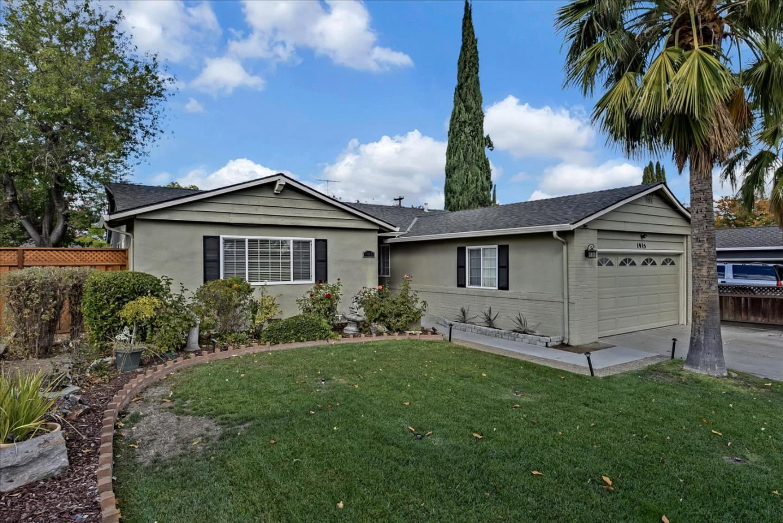 1915 Curtner Avenue, San Jose, CA 95124 - MLS#: ML81867530