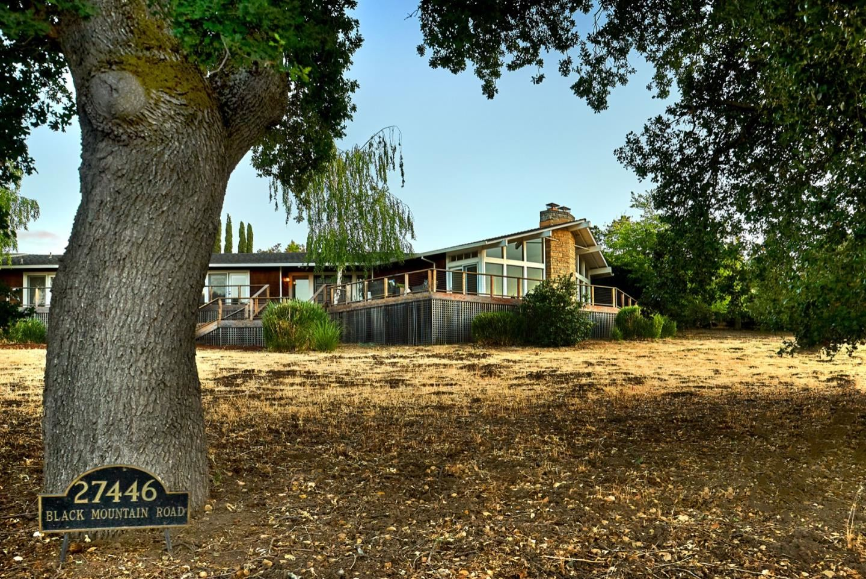 Photo for 27446 Black Mountain Road, LOS ALTOS HILLS, CA 94022 (MLS # ML81850532)