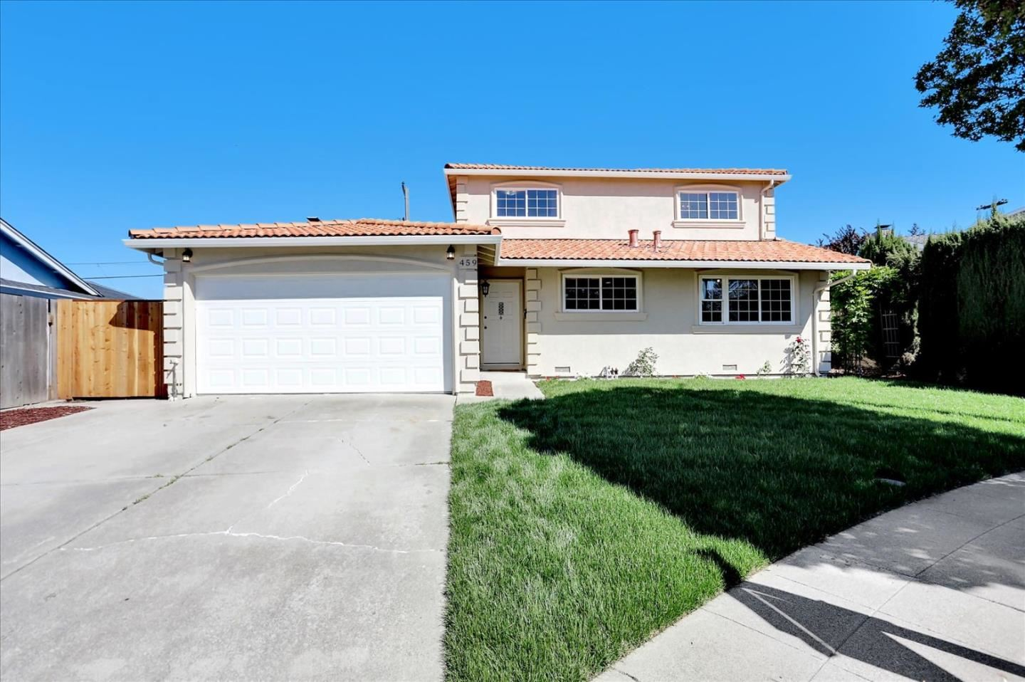 Photo for 459 Woodcock Court, MILPITAS, CA 95035 (MLS # ML81840536)