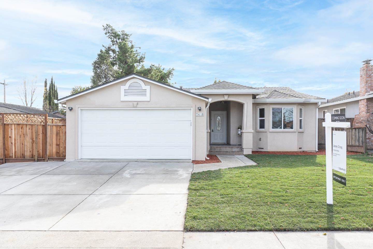 Photo for 7418 Stanford PL, CUPERTINO, CA 95014 (MLS # ML81825537)