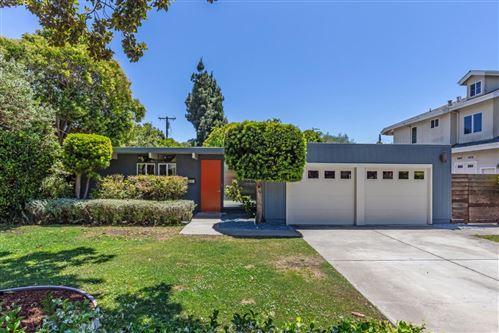 Photo of 1022 North California Avenue, PALO ALTO, CA 94303 (MLS # ML81848538)