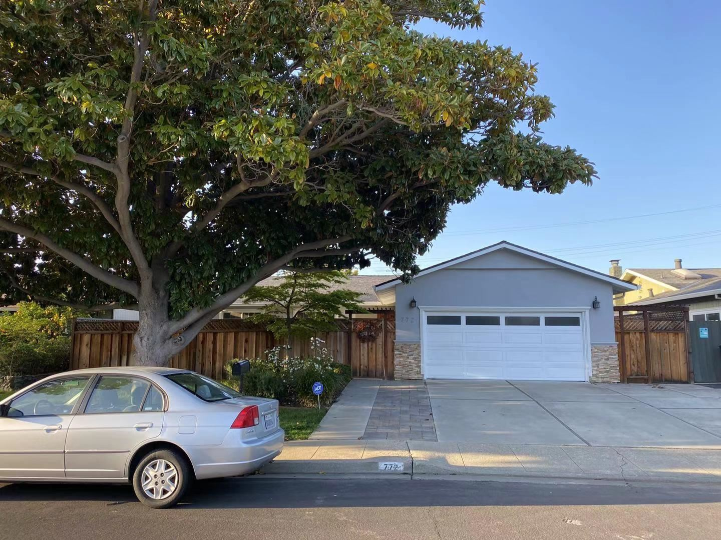Photo for 772 San Carlos AVE, MOUNTAIN VIEW, CA 94043 (MLS # ML81837538)