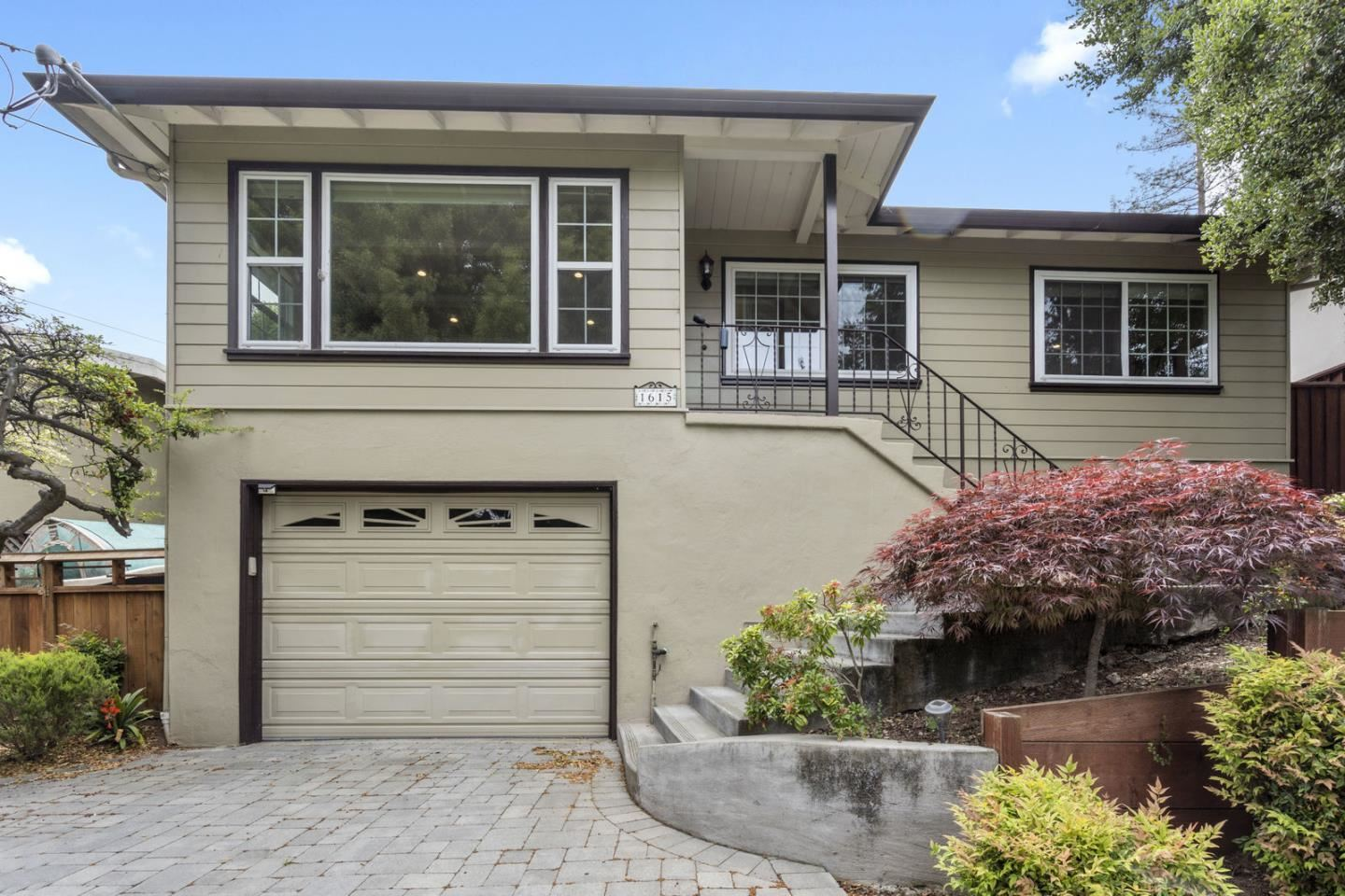 Photo for 1615 Notre Dame AVE, BELMONT, CA 94002 (MLS # ML81813540)