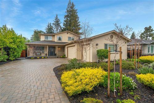 Photo of 1355 Miravalle Avenue, LOS ALTOS, CA 94024 (MLS # ML81863541)