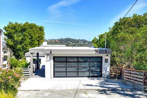 Tiny photo for 2229 Coronet Boulevard, BELMONT, CA 94002 (MLS # ML81846544)