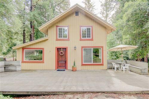 Photo of 13978 Bear Creek RD, BOULDER CREEK, CA 95006 (MLS # ML81824546)
