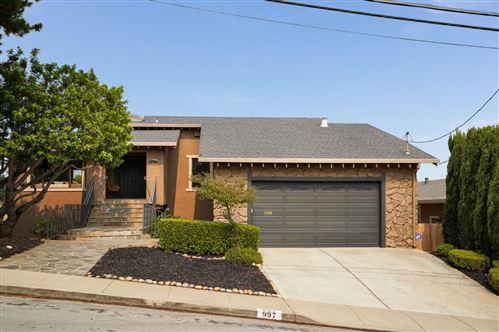Photo of 997 Crestview Drive, SAN CARLOS, CA 94070 (MLS # ML81859550)