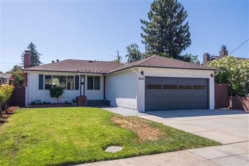 Photo of 412 Ruby Street, REDWOOD CITY, CA 94062 (MLS # ML81863550)