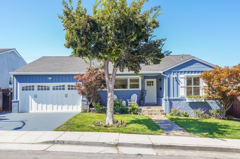 742 Sequoia Avenue, San Mateo, CA 94403 - MLS#: ML81860550