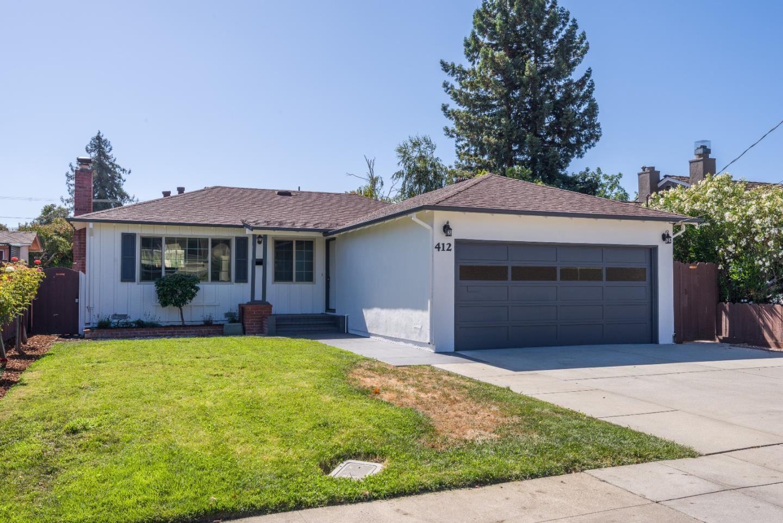 412 Ruby Street, Redwood City, CA 94062 - #: ML81863550
