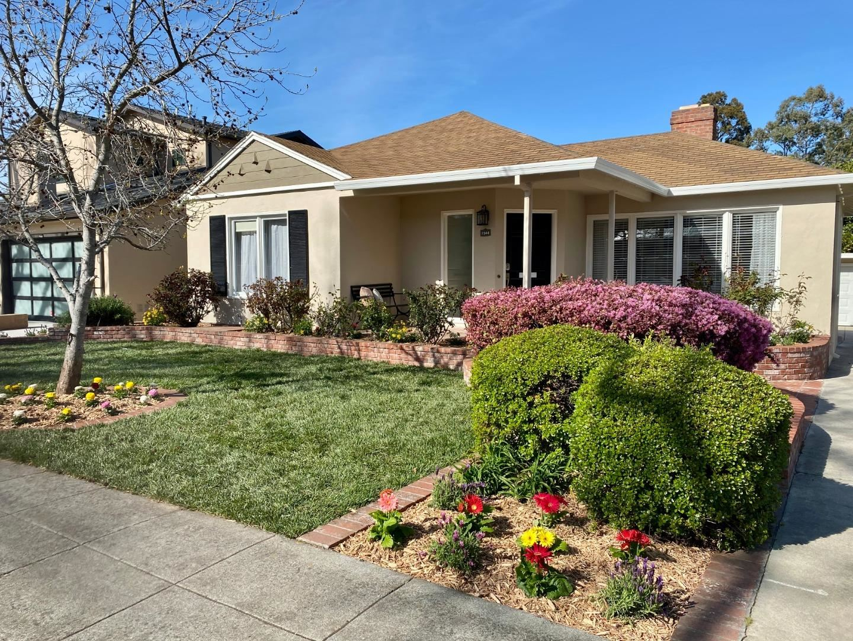 Photo for 1544 Balboa AVE, BURLINGAME, CA 94010 (MLS # ML81835551)