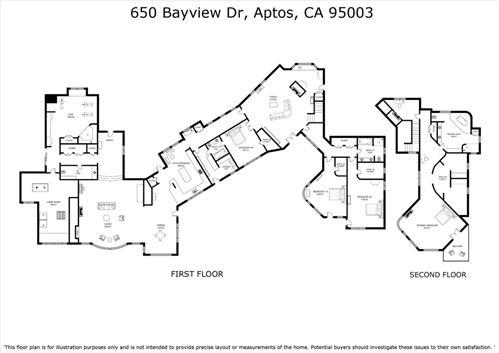 Tiny photo for 650 Bayview Drive, APTOS, CA 95003 (MLS # ML81852552)