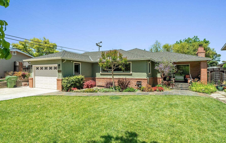 1845 Regina Way, Campbell, CA 95008 - MLS#: ML81843552