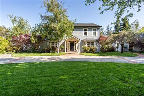 Photo of 280 Ridgeway Road, WOODSIDE, CA 94062 (MLS # ML81841555)