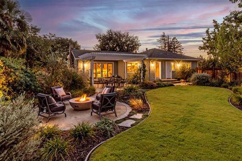 Tiny photo for 410 Los Pajaros Court, LOS ALTOS, CA 94024 (MLS # ML81861555)