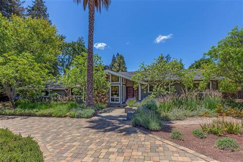 Photo of 26636 Altamont Road, LOS ALTOS HILLS, CA 94022 (MLS # ML81850556)