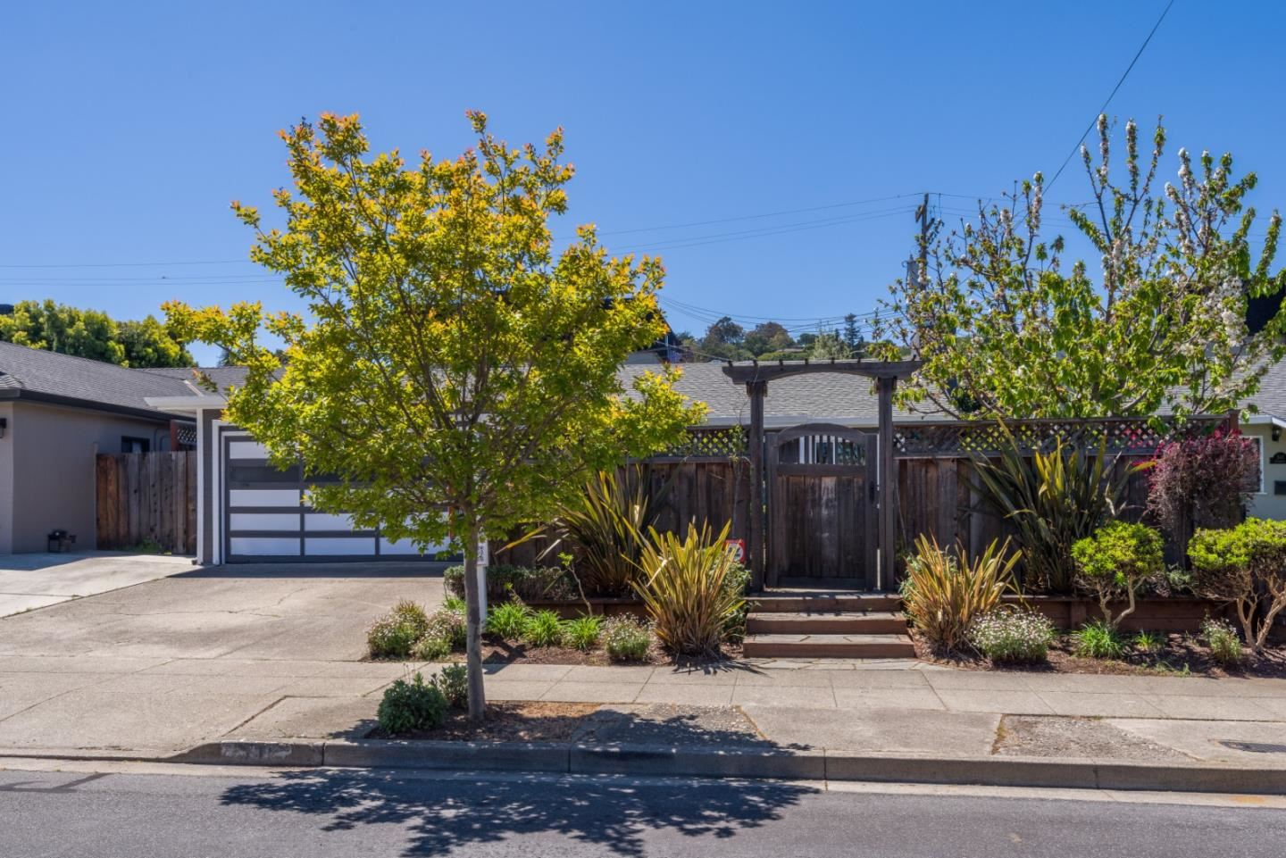 Photo for 541 Cambridge Street, BELMONT, CA 94002 (MLS # ML81841556)
