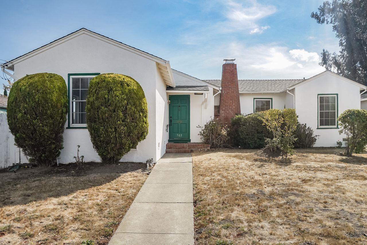 503 Capuchino Drive, Millbrae, CA 94030 - MLS#: ML81867556