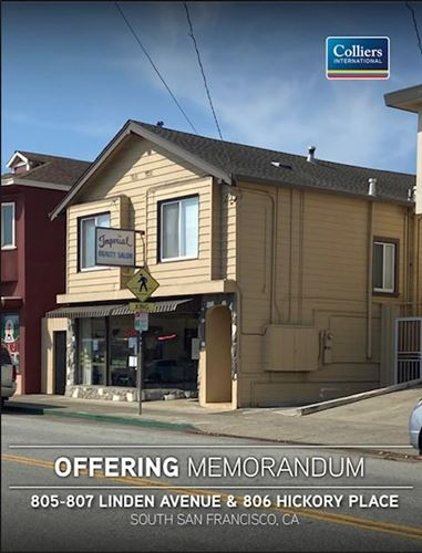 Photo of 805-807 linden, SOUTH SAN FRANCISCO, CA 94080 (MLS # ML81837560)