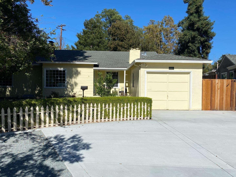 Photo for 2327 Saint Francis Drive, PALO ALTO, CA 94303 (MLS # ML81853560)
