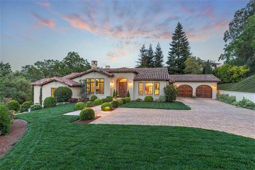 Photo of 13331 Wildcrest Drive, LOS ALTOS HILLS, CA 94022 (MLS # ML81840561)