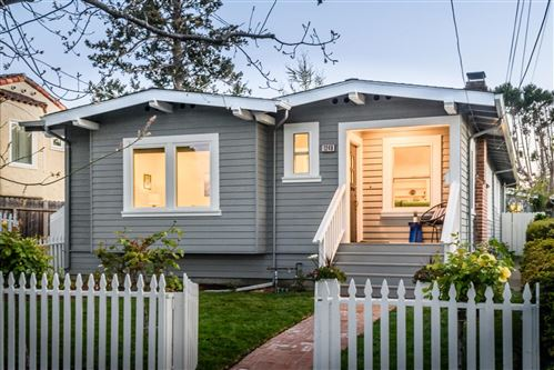 Tiny photo for 1249 Laguna Avenue, BURLINGAME, CA 94010 (MLS # ML81839562)