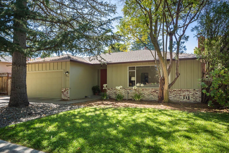 865 Oregon Avenue, Palo Alto, CA 94303 - MLS#: ML81853562