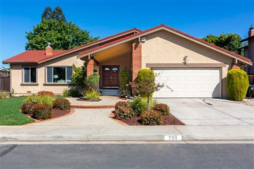 Photo of 733 Millswood Court, SAN JOSE, CA 95120 (MLS # ML81842563)