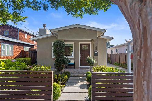 Photo of 1133 Ebener Street, REDWOOD CITY, CA 94061 (MLS # ML81852563)