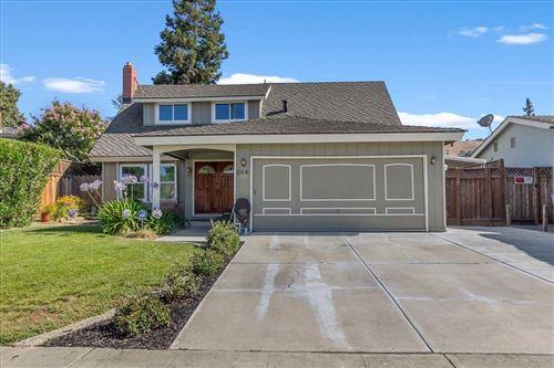 Photo of 394 Alric Drive, SAN JOSE, CA 95123 (MLS # ML81856564)