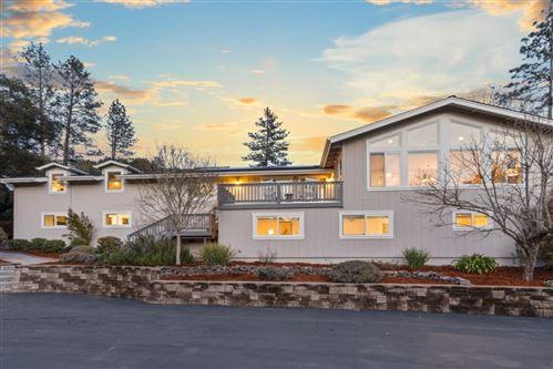 Photo of 9672 Manzanita AVE, BEN LOMOND, CA 95005 (MLS # ML81834566)