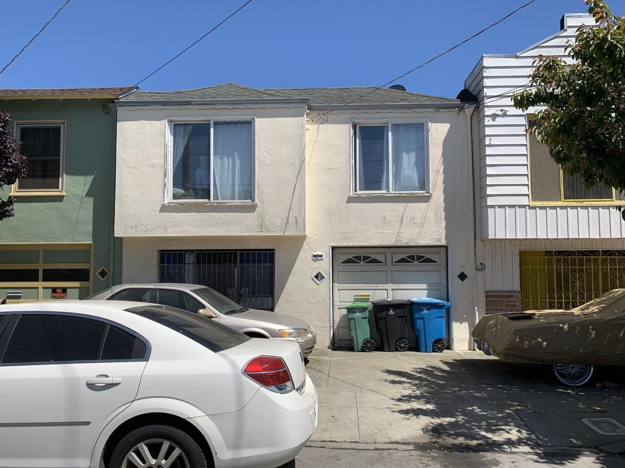 547 Sawyer Street, San Francisco, CA 94134 - MLS#: ML81843566
