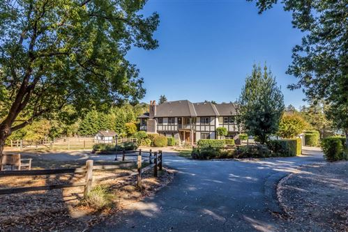 Photo of 4175 Woodside Road, WOODSIDE, CA 94062 (MLS # ML81866568)