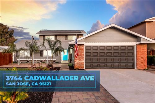 Photo of 3744 Cadwallader AVE, SAN JOSE, CA 95121 (MLS # ML81817569)