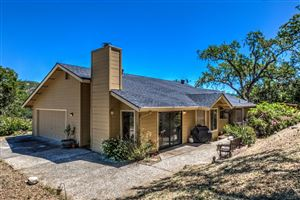 Photo of 21032 Cachagua RD, CARMEL VALLEY, CA 93924 (MLS # ML81708570)