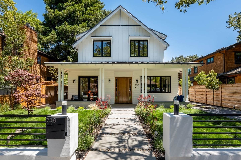 Photo for 738 Channing Avenue, PALO ALTO, CA 94301 (MLS # ML81853571)