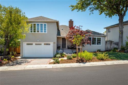 Photo of 1609 Quesada Way, BURLINGAME, CA 94010 (MLS # ML81854572)