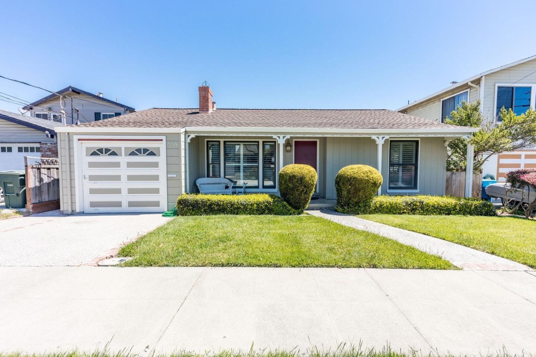 Photo for 856 Mills Avenue, SAN BRUNO, CA 94066 (MLS # ML81841573)