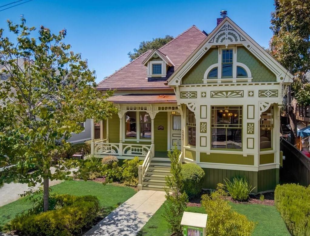 353 North Claremont Street, San Mateo, CA 94401 - MLS#: ML81852581