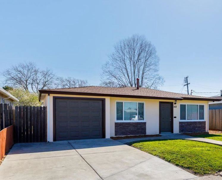 Photo for 418 Tregaskis AVE, VALLEJO, CA 94591 (MLS # ML81768583)