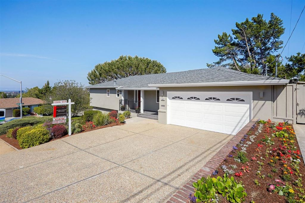 Photo for 3401 Kettering CT, SAN MATEO, CA 94403 (MLS # ML81751586)