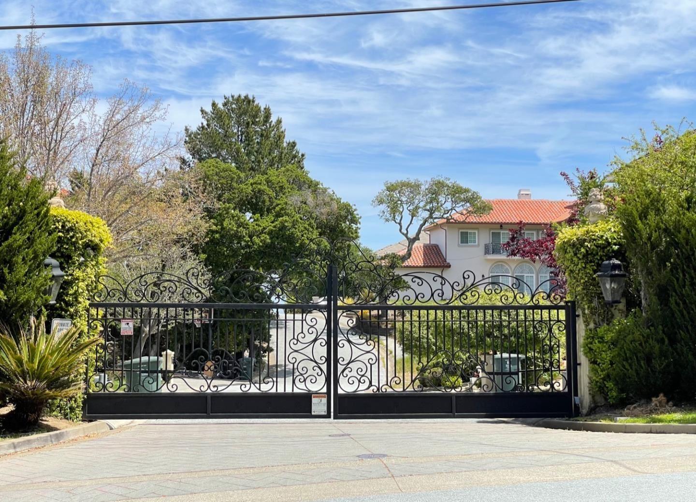 Photo for 22 La Strada Court, BURLINGAME, CA 94010 (MLS # ML81866587)