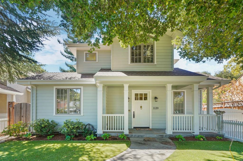 Photo for 1120 Middlefield RD, PALO ALTO, CA 94301 (MLS # ML81768588)