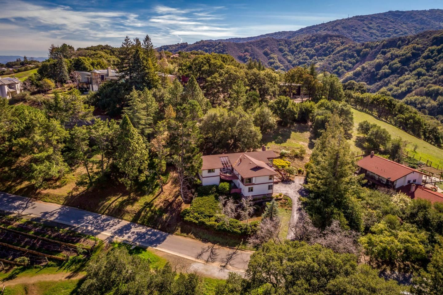 Photo for 27272 Byrne Park LN, LOS ALTOS HILLS, CA 94022 (MLS # ML81830588)