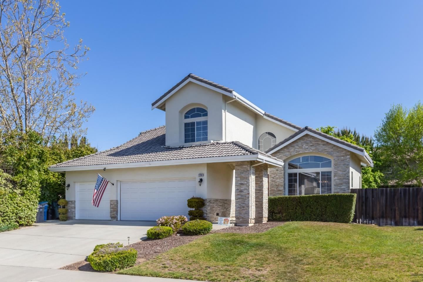 Photo for 17494 Calle Caballeria Court, MORGAN HILL, CA 95037 (MLS # ML81839588)