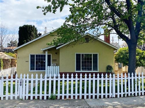 Photo of 140 S Milton AVE, CAMPBELL, CA 95008 (MLS # ML81788589)