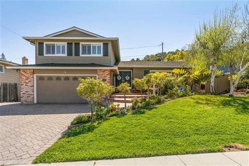 Photo of 1572 Montellano Drive, SAN JOSE, CA 95120 (MLS # ML81837590)