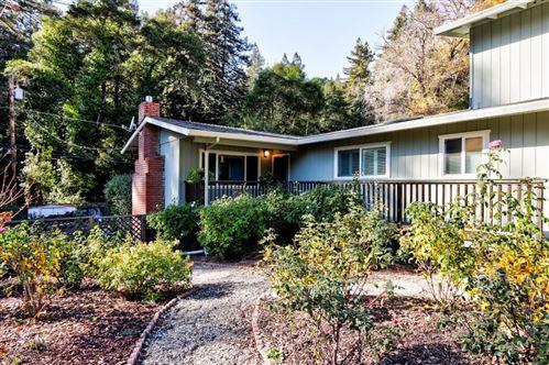 Photo of 109 Garden LN, BOULDER CREEK, CA 95006 (MLS # ML81822592)