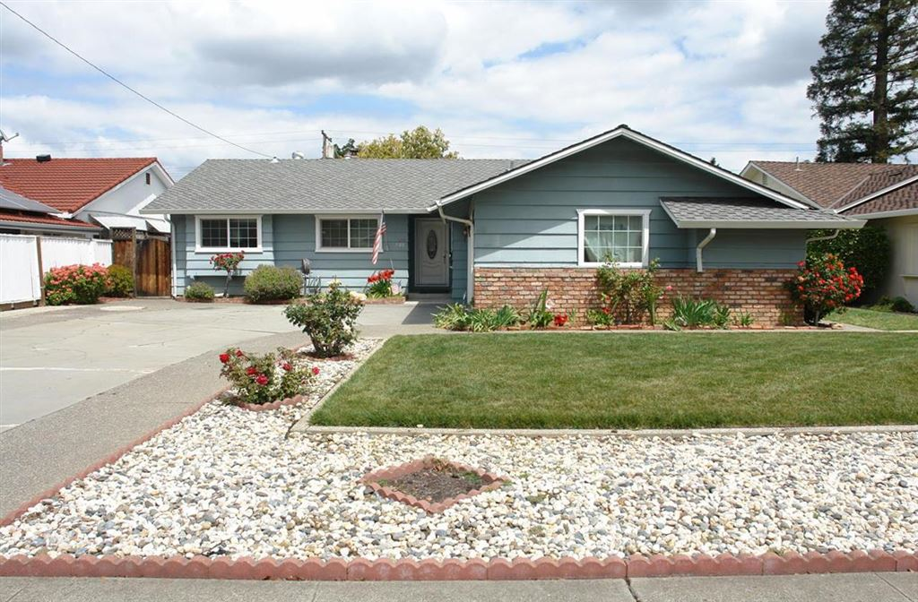 Photo for 780 Monica LN, CAMPBELL, CA 95008 (MLS # ML81752593)