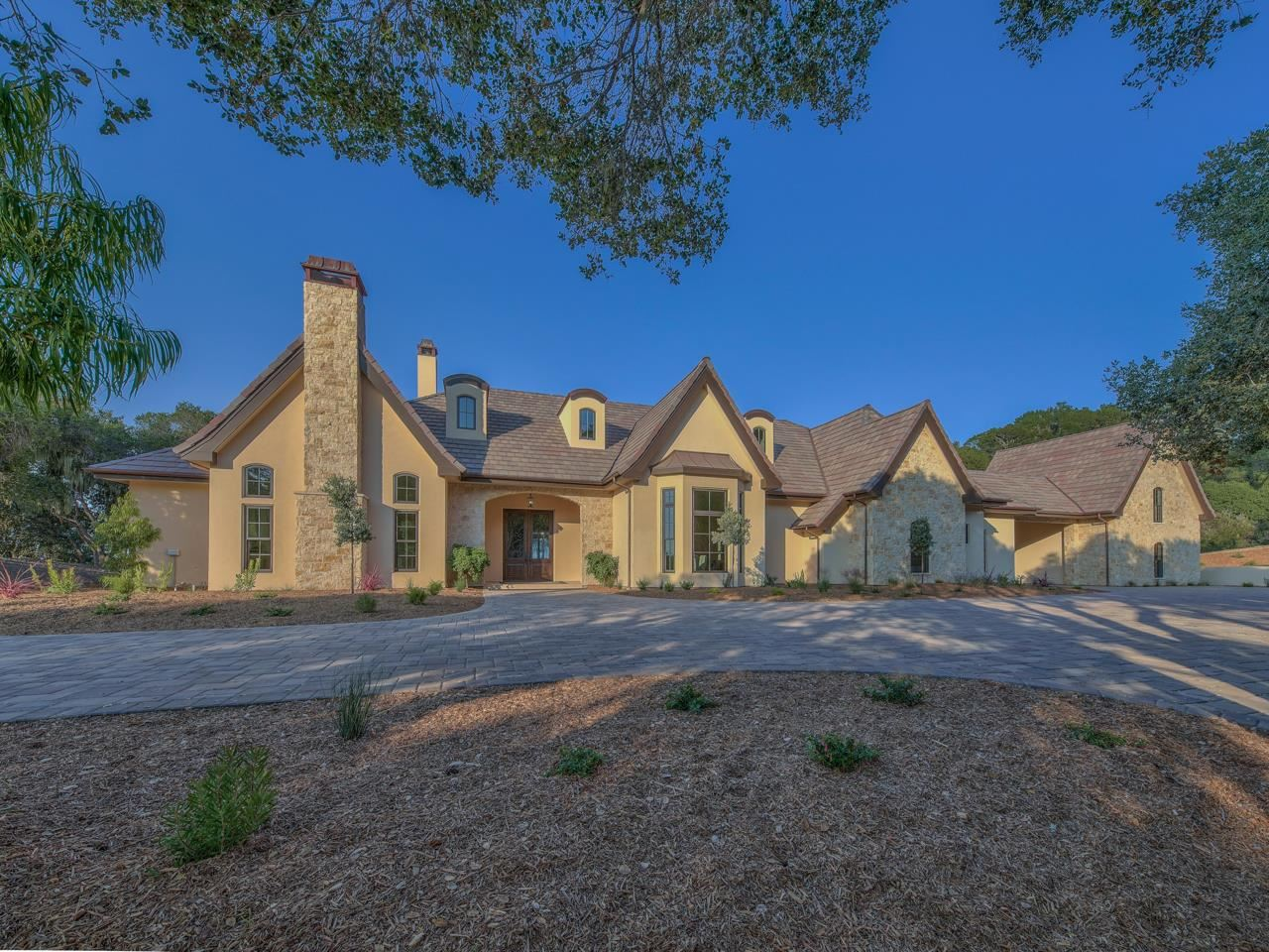 Photo for 7835 Monterra Oaks RD, MONTEREY, CA 93940 (MLS # ML81814593)